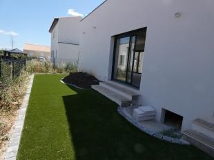 facade arriere jardin